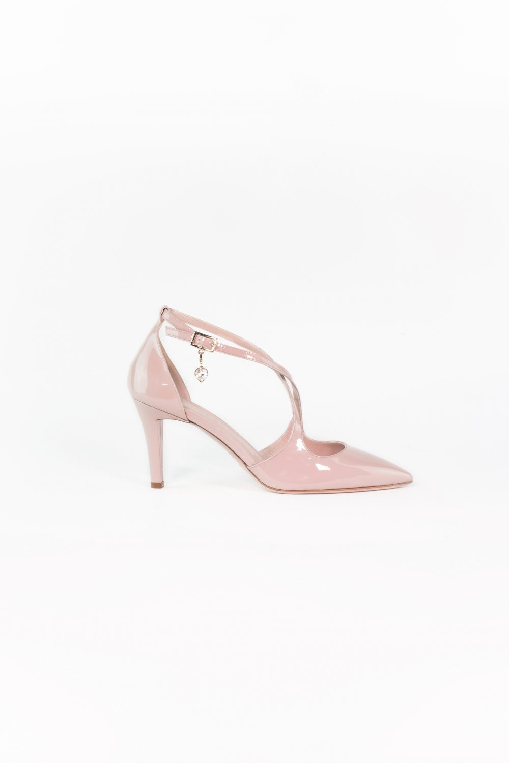 Abendschuh Sarah in dusty rose