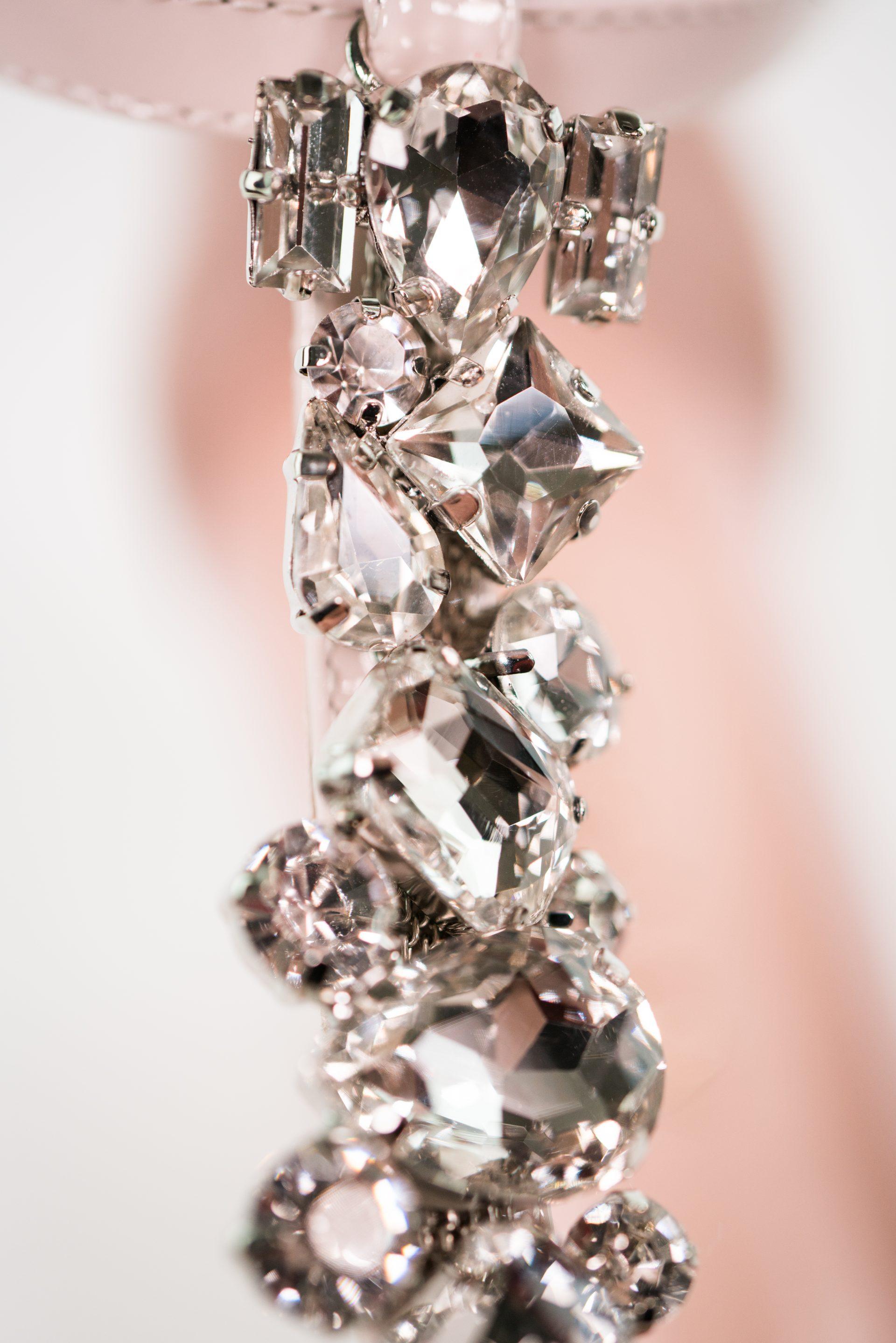 brautschuh kristallglas schmuck premium