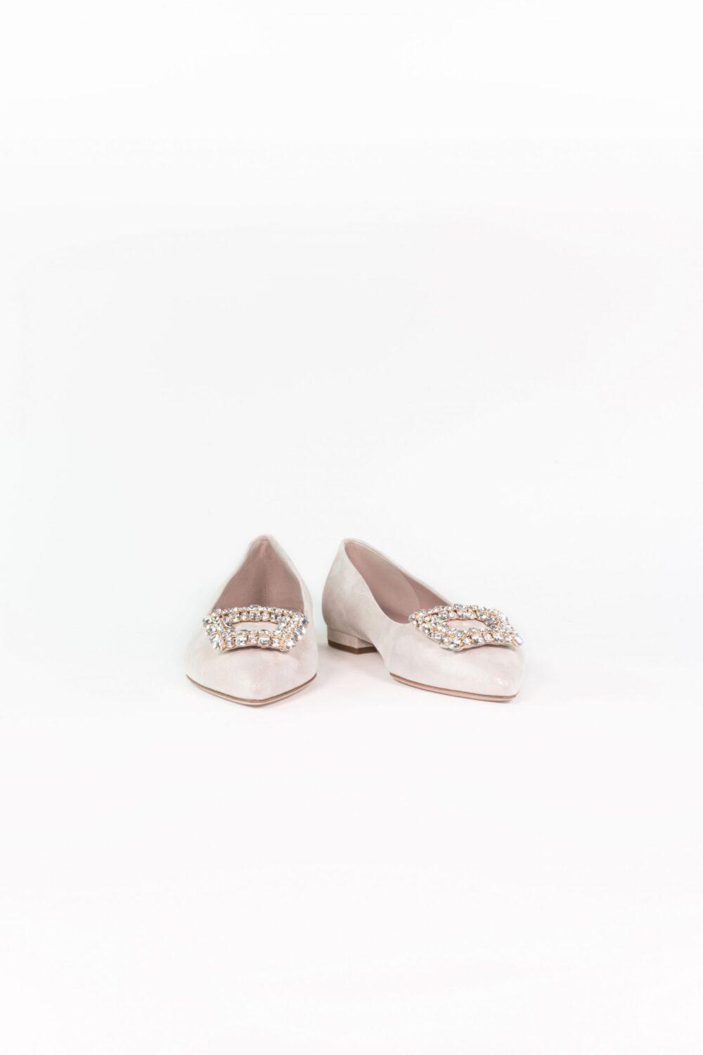 ballerina brautschuh schmuck brosche