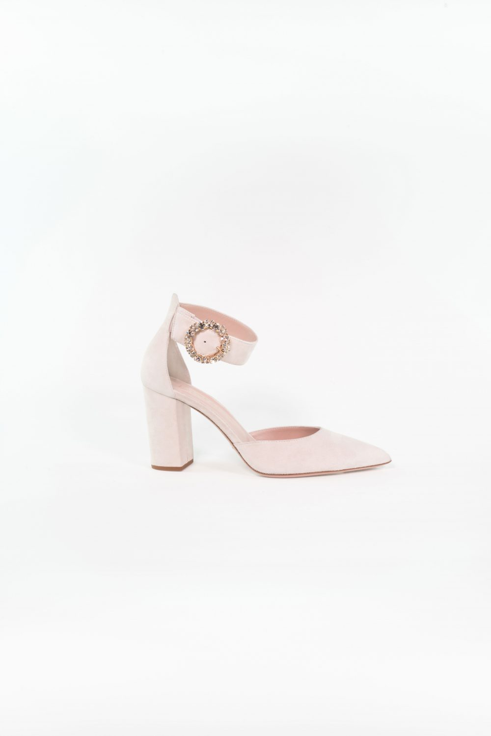 Brautschuh Noemi Light Rose