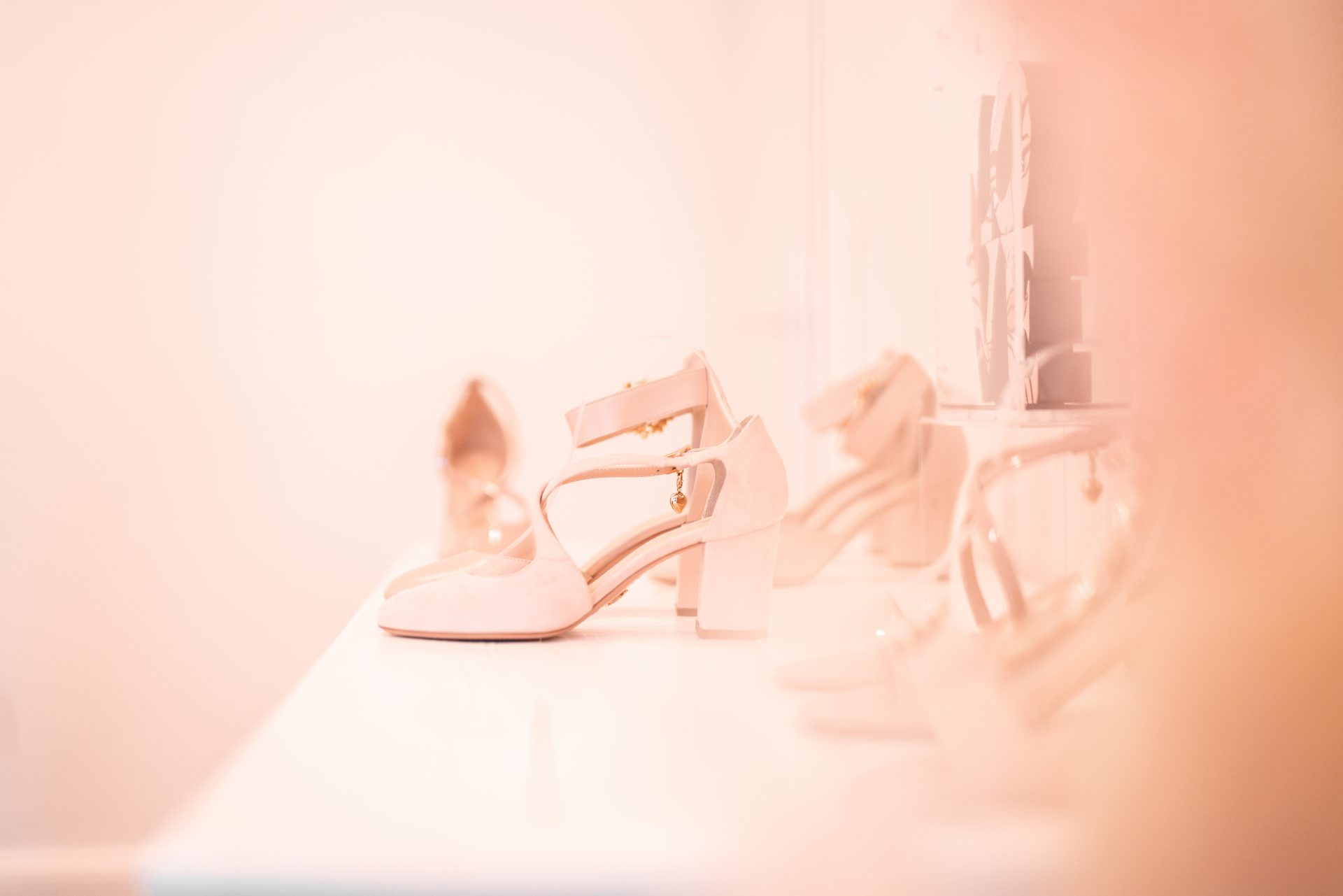 Bequeme Schuhe für deine Hochzeit