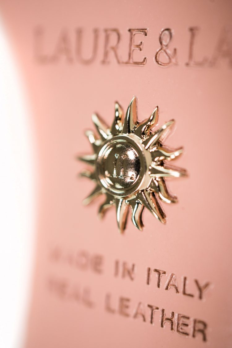 LAURE&LAY Ledersohle made in Italy
