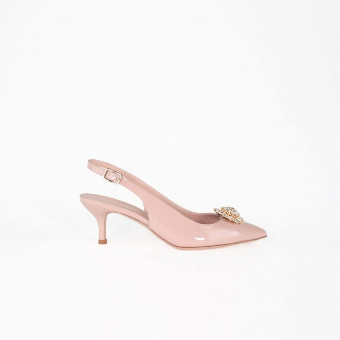 slingback hochzeitsschuh rose theresa laure&lay